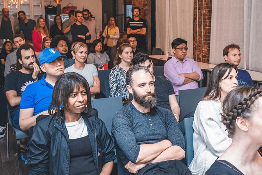 Nomadworks: Audience