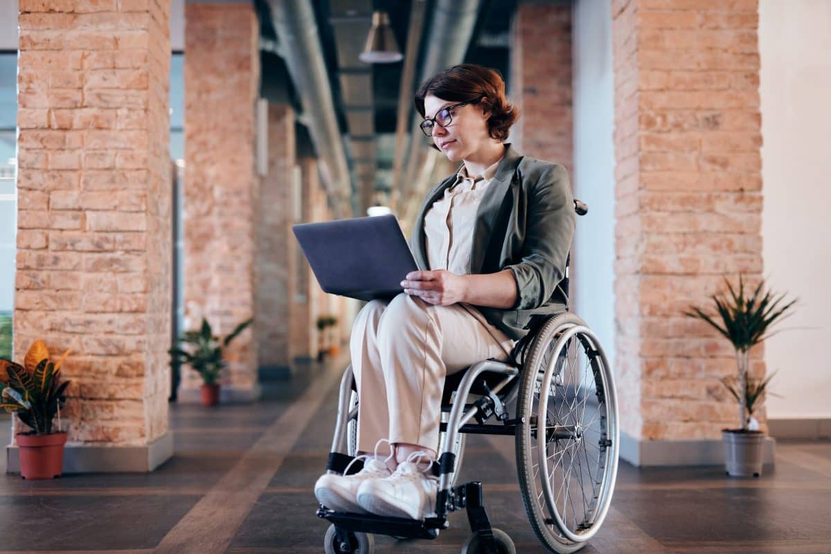 How Tech Can Help People With Disabilities Succeed in the Workplace