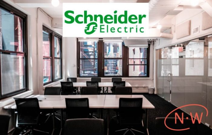 The Future of Our Planet. Case Study: Schneider Electric & Nomadworks